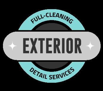 exterior detail service