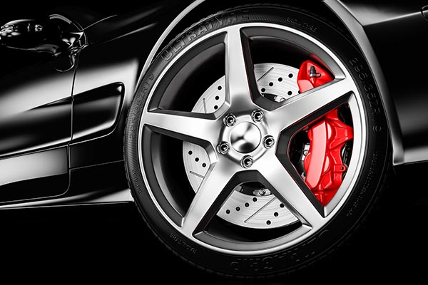 cleaning tips for car wheels and rims